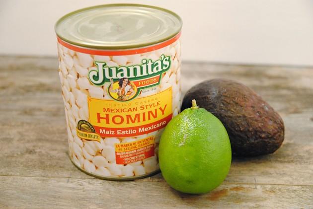 Juanita's Hominy