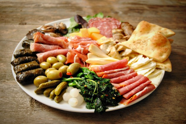 Antipasto masterpiece