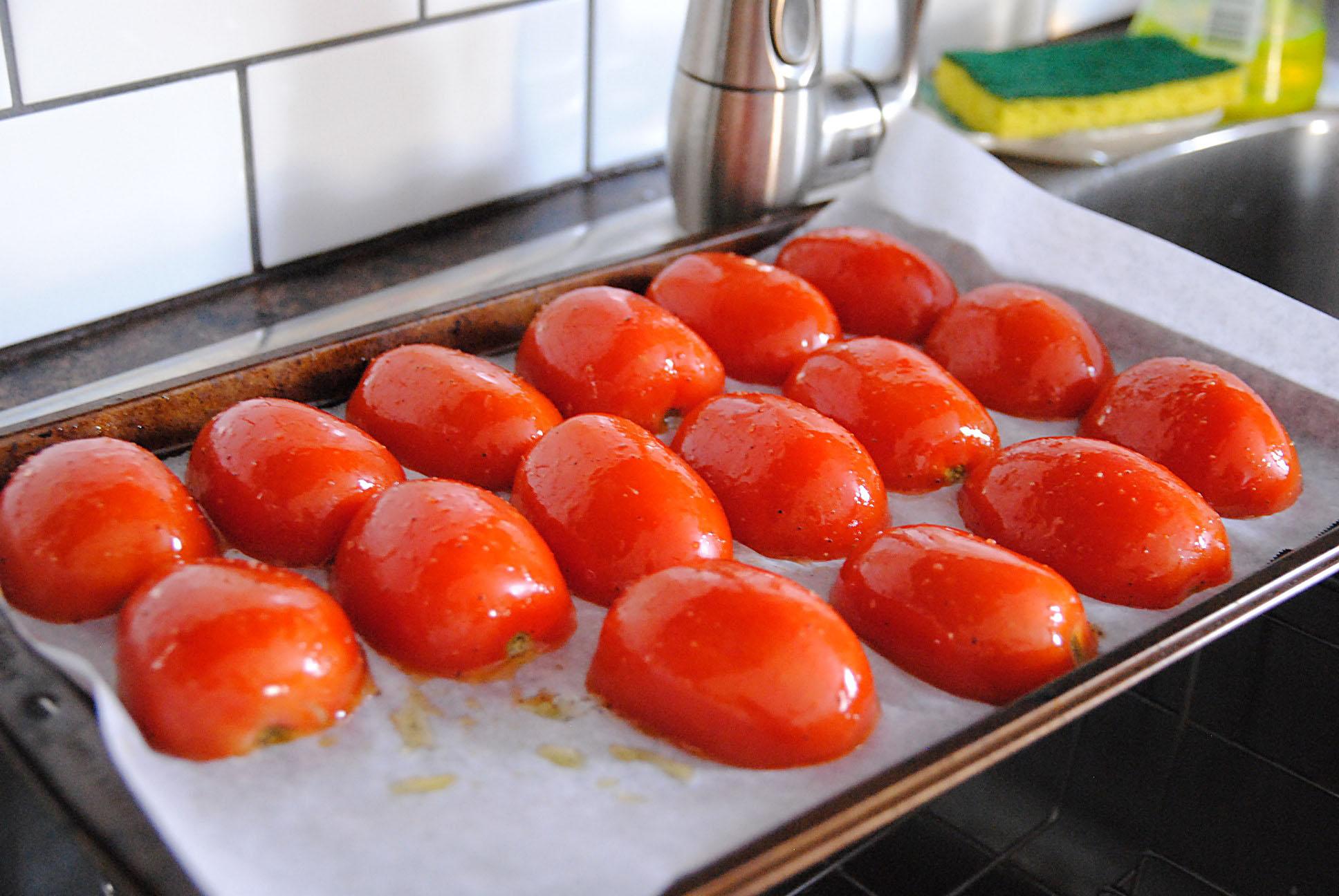 ... week of make-ahead meals: Day 2 Roasted Eggplant Stew | Soph n' Stuff