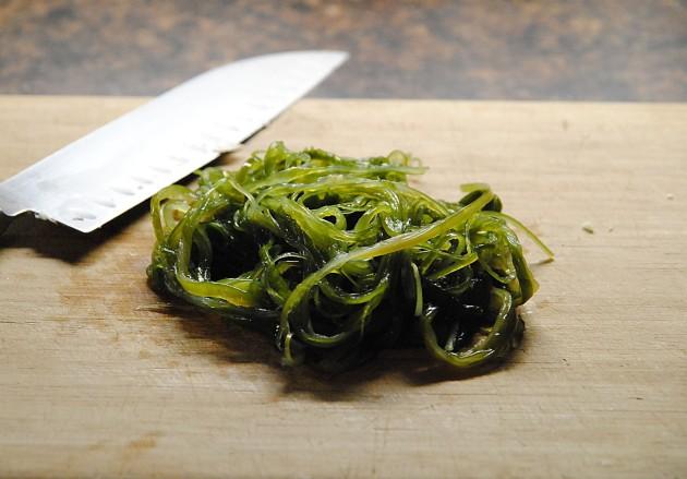 Seaweed stems