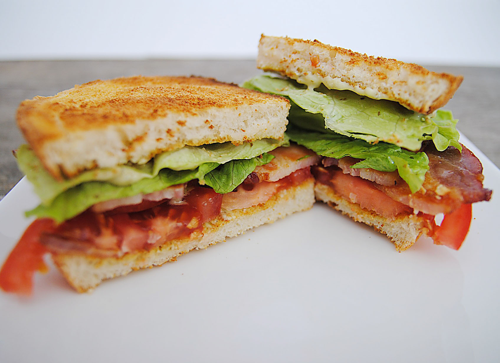 BLT with pesto mayo | Soph n' Stuff
