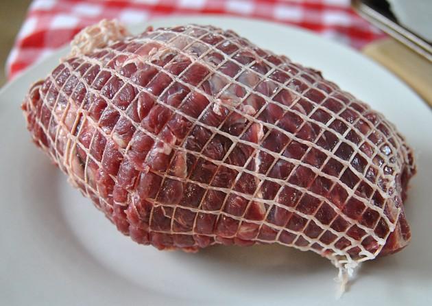 Elk shoulder roast