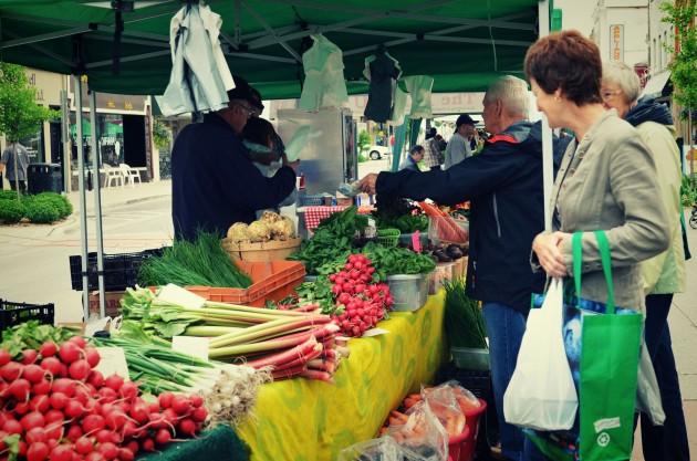 Georgetown farmer's market