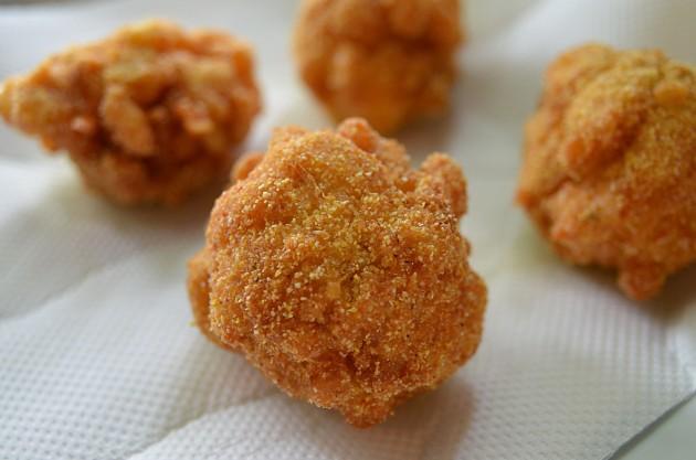 Mac n' Cheese balls