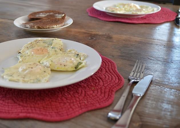 Oregano Eggs
