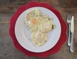 Oregano eggs