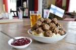 Finnish meatballs