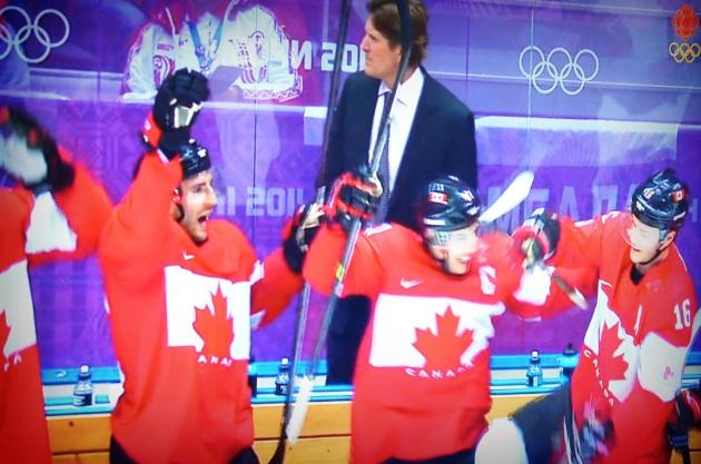 Canada wins!
