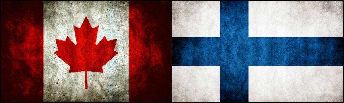 Canada Finland